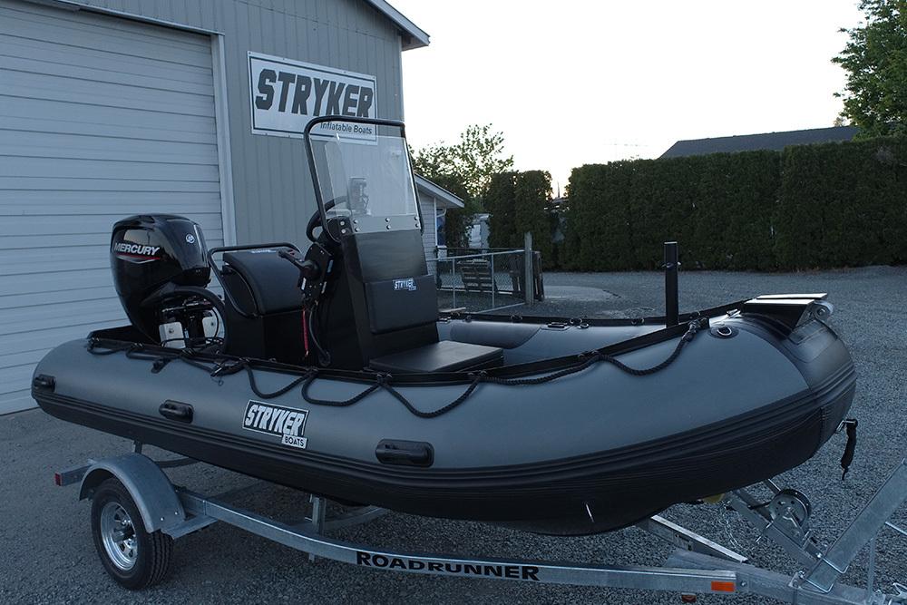Stryker RIB 450 (14'7″) Rigid Hull Inflatable Boat