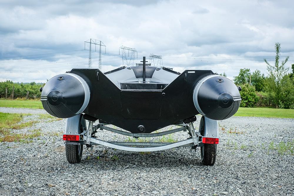 Stryker RIB 500 (16'5″) Rigid Hull Inflatable Boat