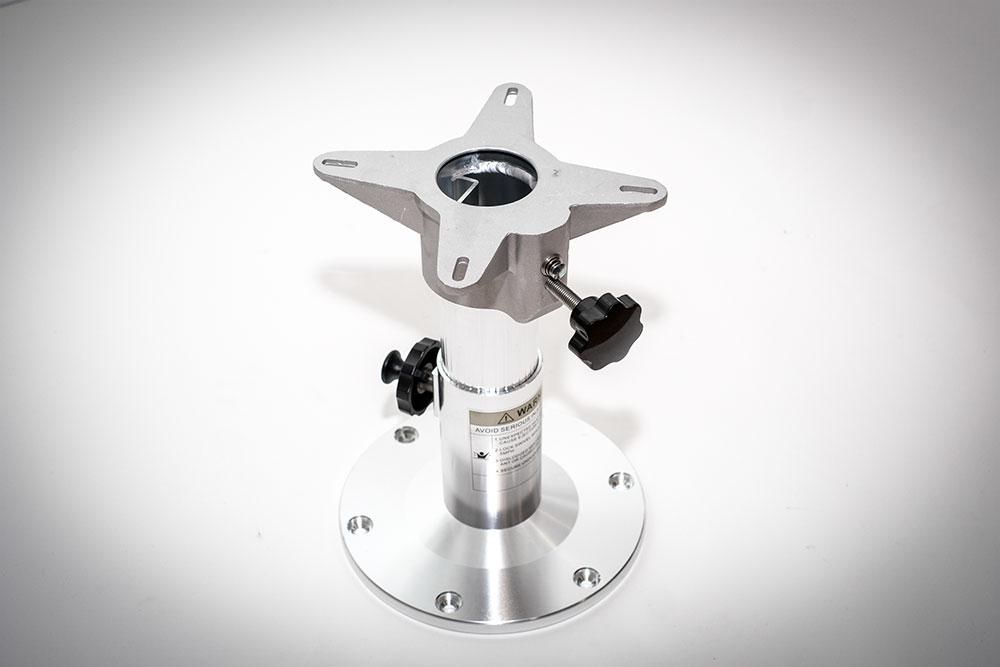 Stryker Adjustable Seat Pedestal