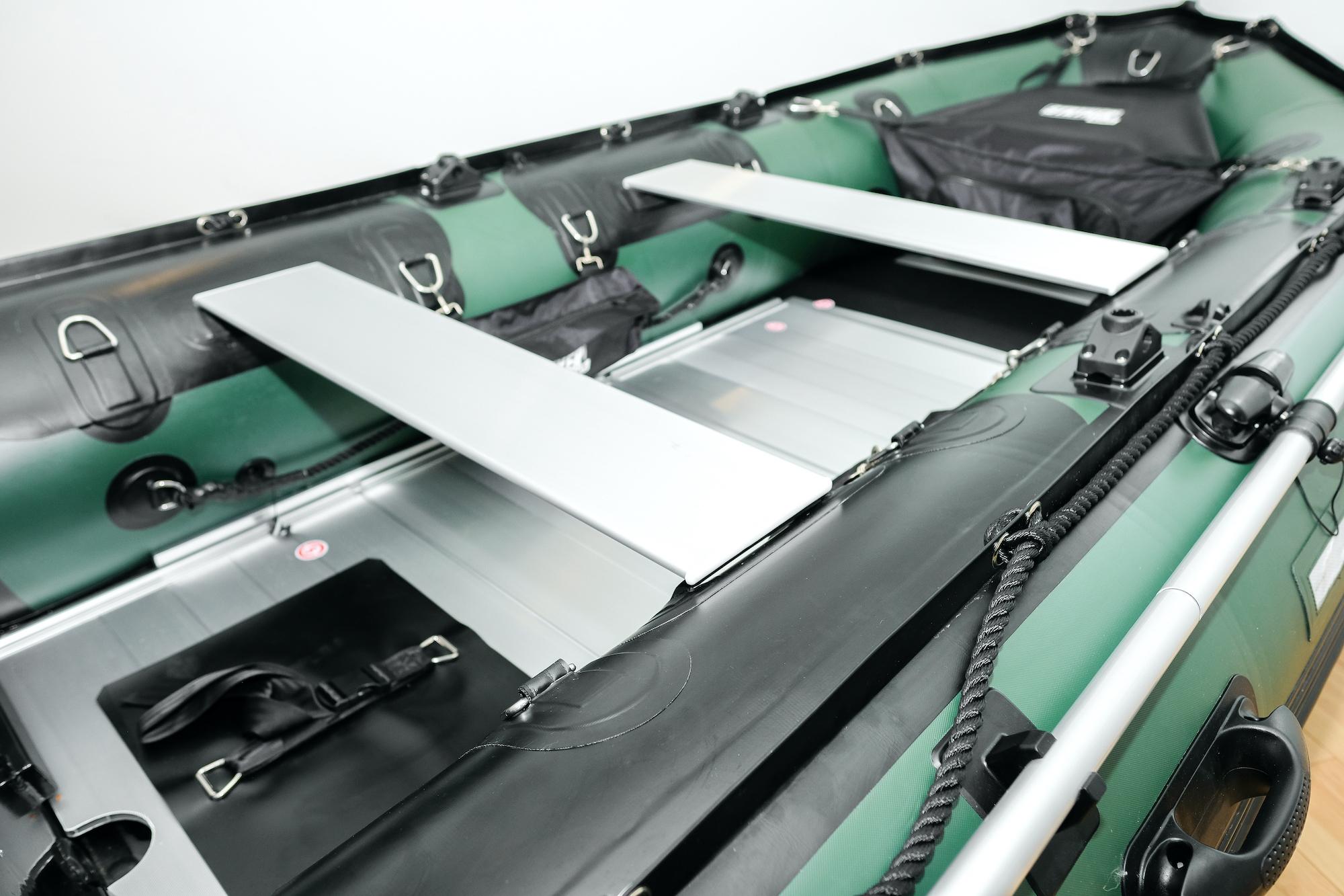Aluminum Bench Seats