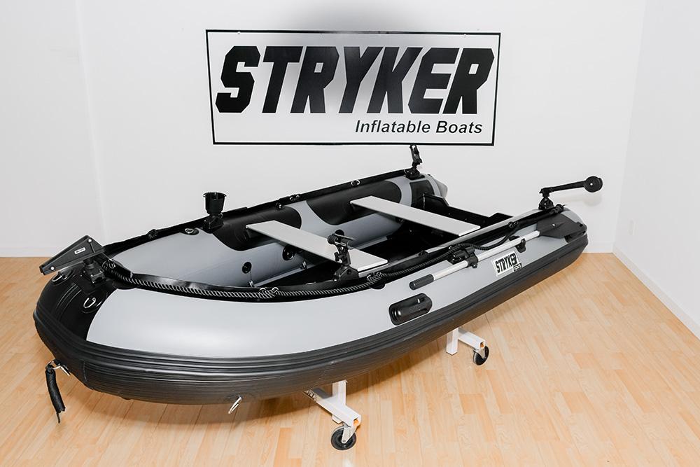 Stryker RIB 320 (10'5″) Rigid Hull Inflatable Boat