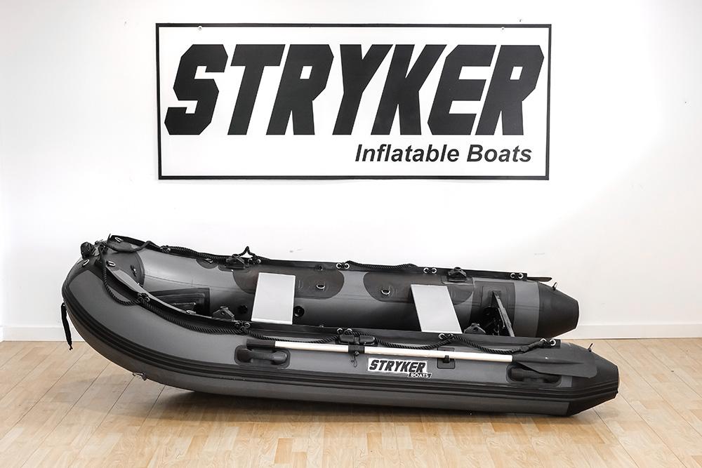 Stryker RIB 270 (8'9″) Rigid Hull Inflatable Boat