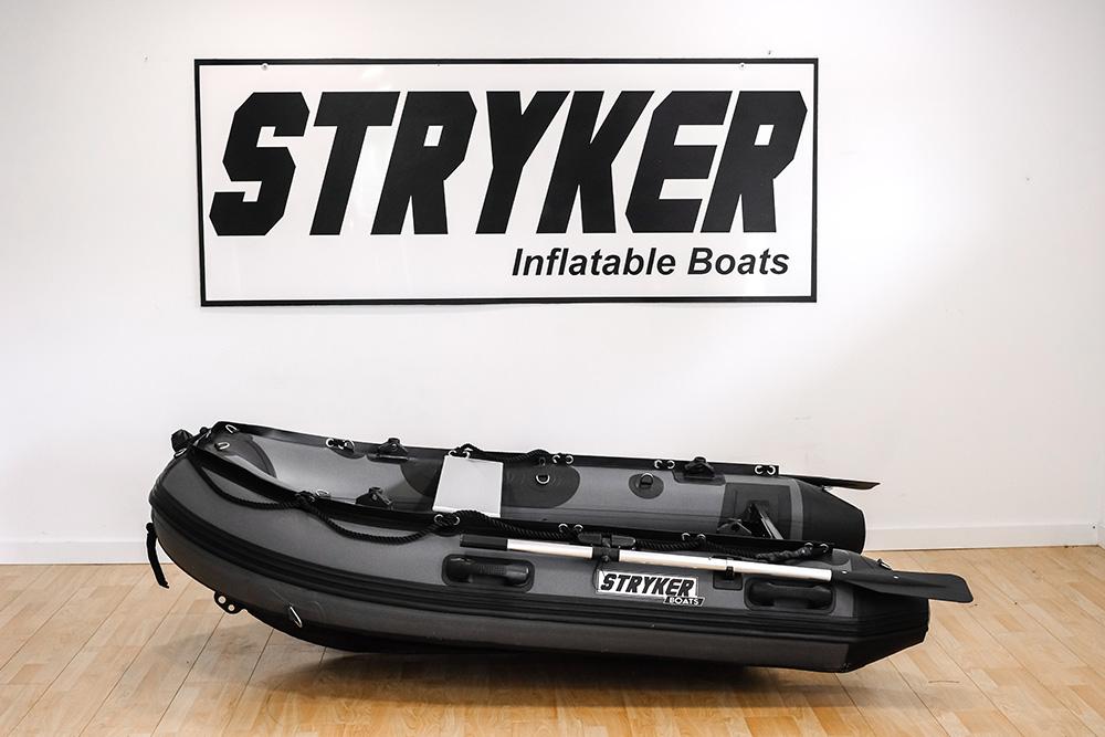 Stryker RIB 250 (8'2″) Rigid Hull Inflatable Boat
