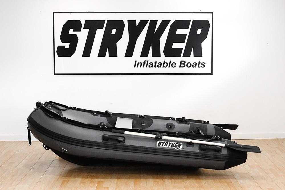 Stryker RIB 230 (7'9″) Rigid Hull Inflatable Boat