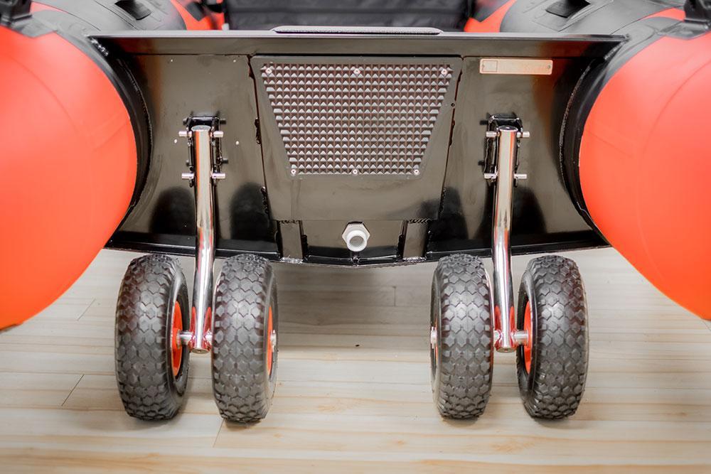 Stryker Launching Wheels – Dualies