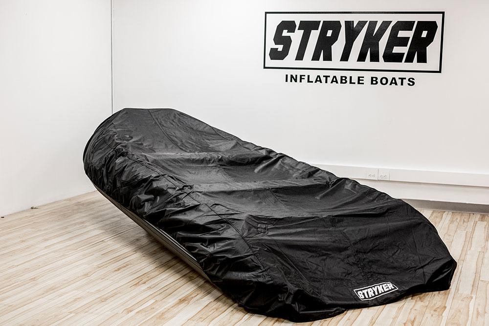 Stryker Boat Cover