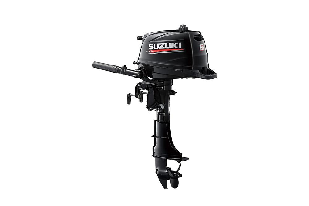 Suzuki 6HP 4 Stroke (DF6AS)